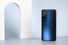 强悍性能iQOO Neo5手机图赏