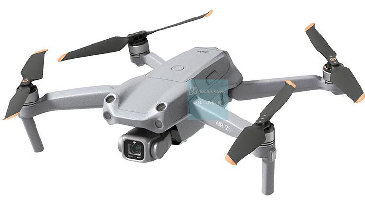 大疆(DJI)新无人机曝光,升级传感器