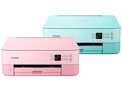 佳能TS5380智能家用一体机 不仅有高颜值还支持无线打印