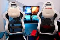 坐在空气上的感觉 迪锐克斯air电竞网椅新品评测
