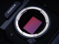 富士推出GFX100 IR红外版中画幅无反