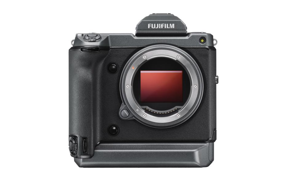 适用于取证科研 富士推出GFX100 IR红外版中画幅无反相机