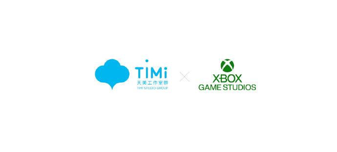 腾讯天美宣布和微软旗下工作室达成合作