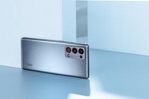 更闪耀的轻薄新体验 OPPO Reno6 Pro+手机外观图赏