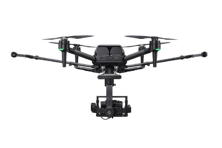 将近6W元人民币 索尼Airpeak S1无人机 正式发布