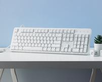 清新纯净+多功能!仅售169元的雷柏MT710机械键盘与办公绝配