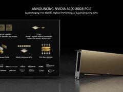 英伟达发布 A100 PCIe 加速卡,显存高达80GB