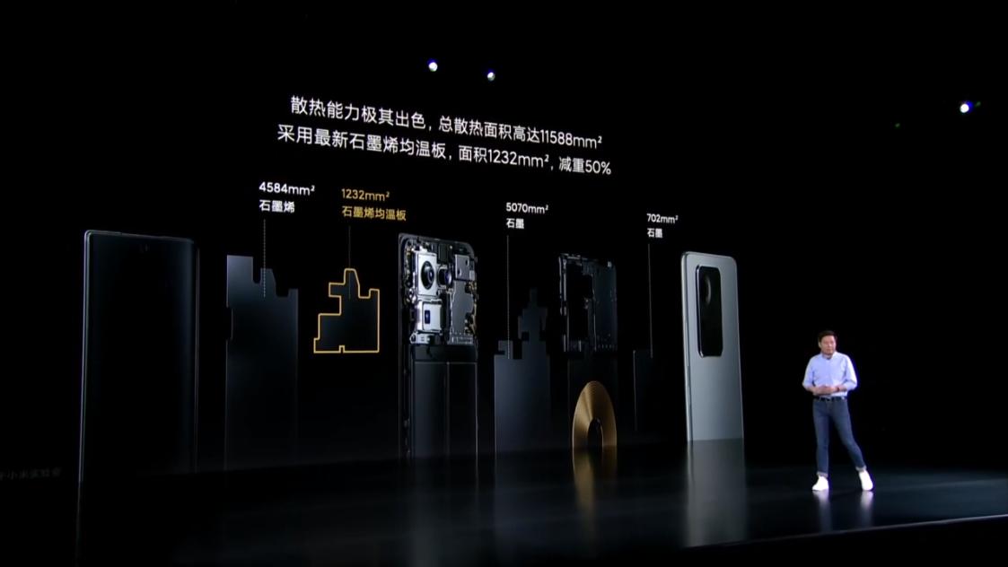 小米MIX 4发布:前无开孔、后无接缝的完美ID旗舰插图10