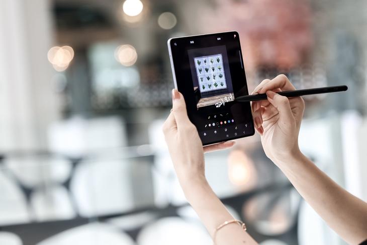 硬核黑科技来袭 三星Galaxy Z Fold3 Flip3 5G品鉴会落地北京