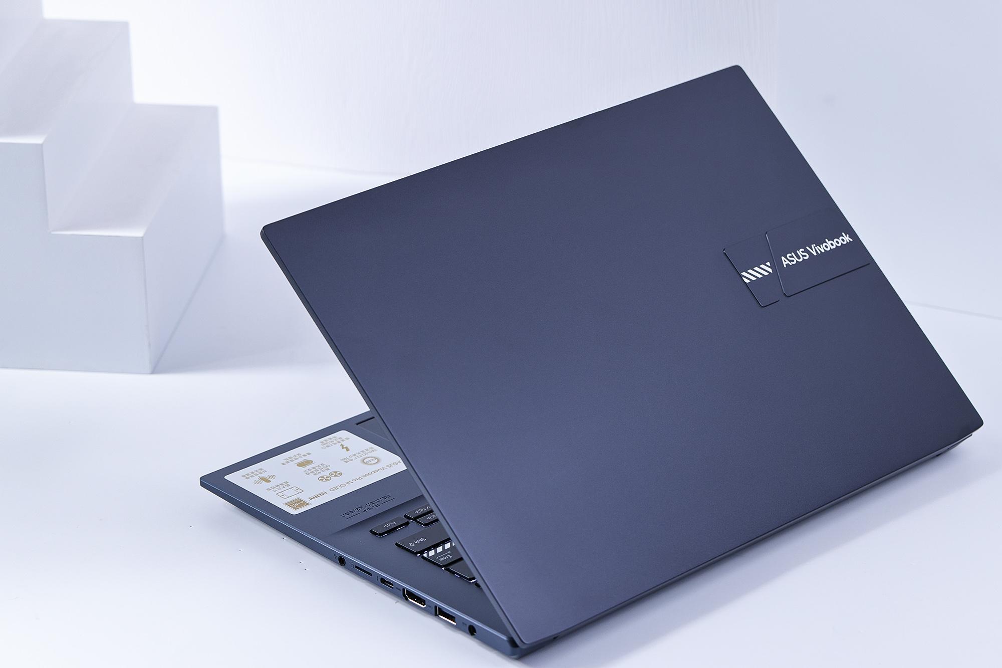 11代酷睿+2.8K好屏 华硕无畏Pro14酷睿版评测
