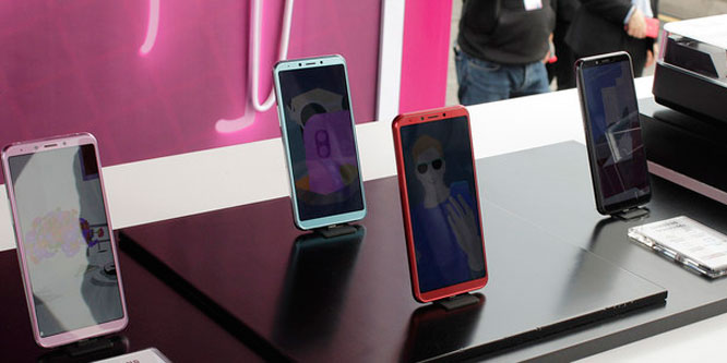 摄像头与颜色的狂欢 三星Galaxy A9s&A6s实拍