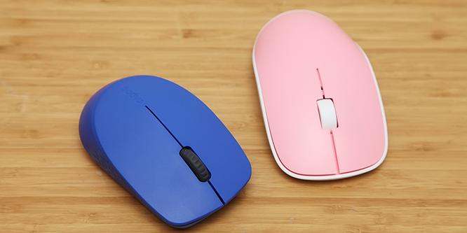 静音多模可兼得 雷柏M100/M200鼠标评测