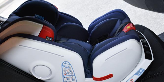 360儿童安全座椅智能版体验:首创智能排风+音乐哄睡功能