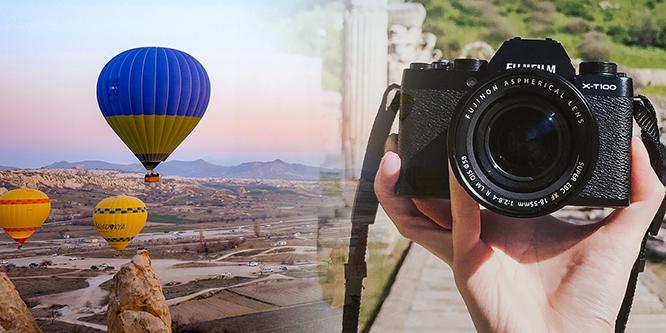带着澳门金沙国际网上娱乐去旅行 富士X-T100微单邂逅浪漫土耳其