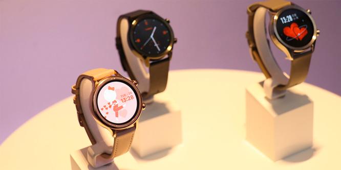 感受腕上新美学设计 TicWatch C2智能手表评测