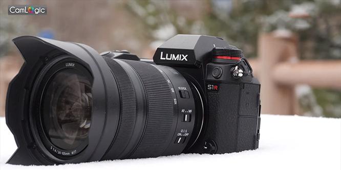 相机逻辑:不讲情怀的松下LUMIX S1R