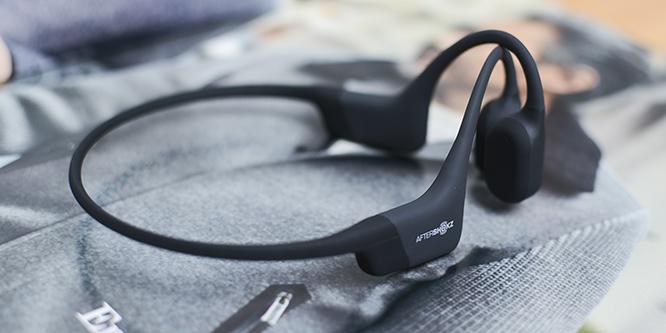 运动黑科技再进化 韶音Aeropex骨传导耳机体验