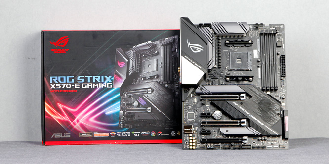 A饭游戏新利器 华硕ROG STRIX X570-E GAMING主板评测