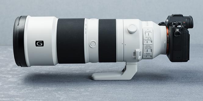 内变焦设计 索尼SEL200600G超远摄变焦镜头评测