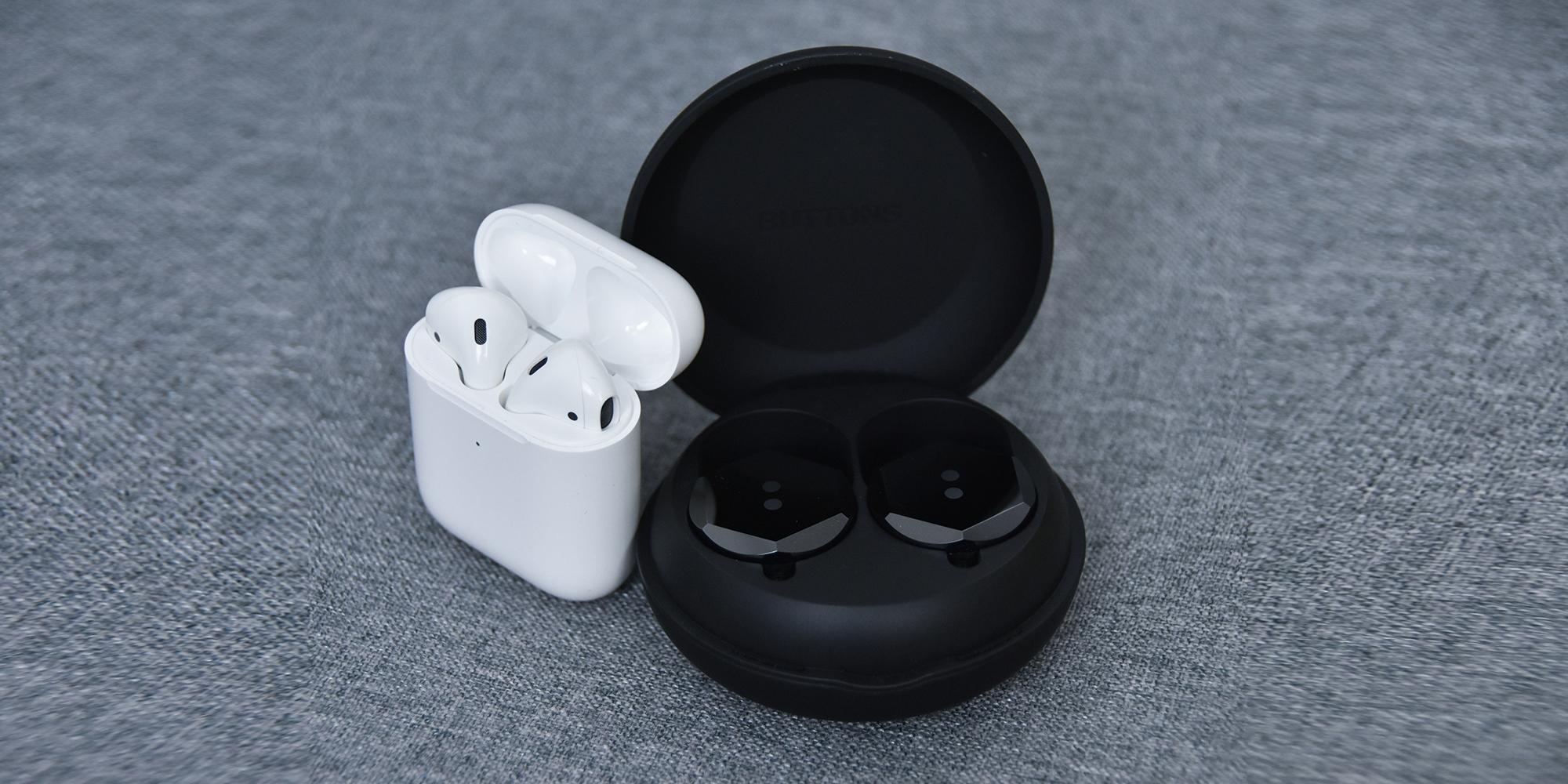 哪款真无线耳机更适合你?BUTTONS Air对比AirPods 2