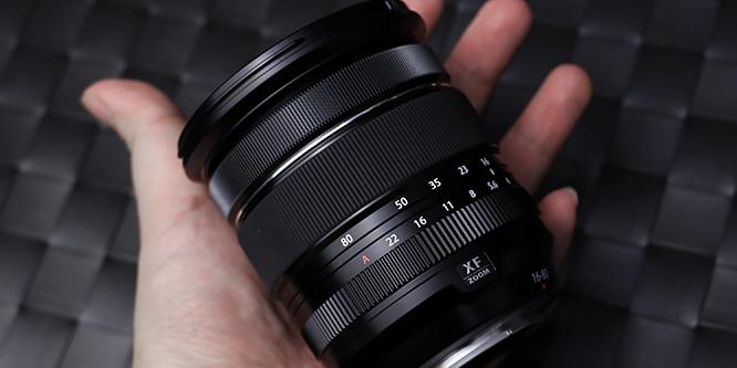 超强6级防抖 富士XF16-80mm F4镜头评测