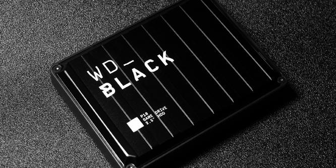 大容量随身游戏库 西部数据WD_BLACK P10移动硬盘评测