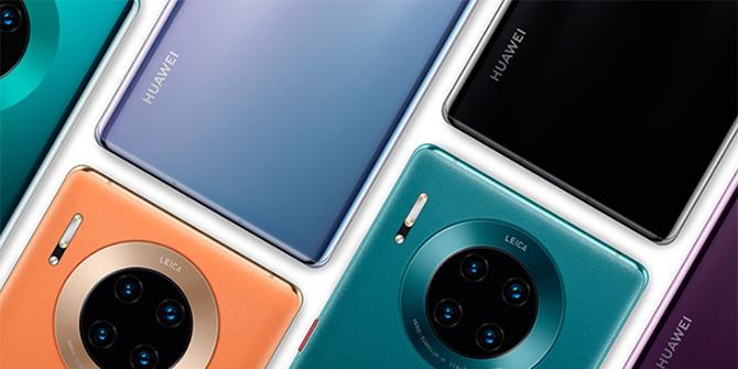 颜值性能兼具的5G大发五分彩-五分时时彩官方 华为Mate30 Pro等你来探