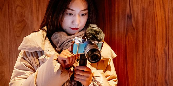 超好用的高颜值vlog神器 与富士X-A7邂逅北京坊
