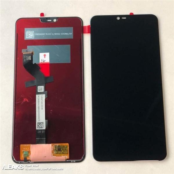 小米出货系新王将至:红米Note6,首发骁龙638芯片+6.18寸刘海屏