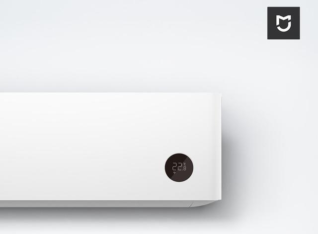 1999元!米家互联网空调天猫现货首卖:0.1℃精准控温+APP控制