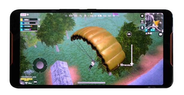 """ROG游戏手机碾压同阶产品?看这些""""暴力性能""""你会知晓"""
