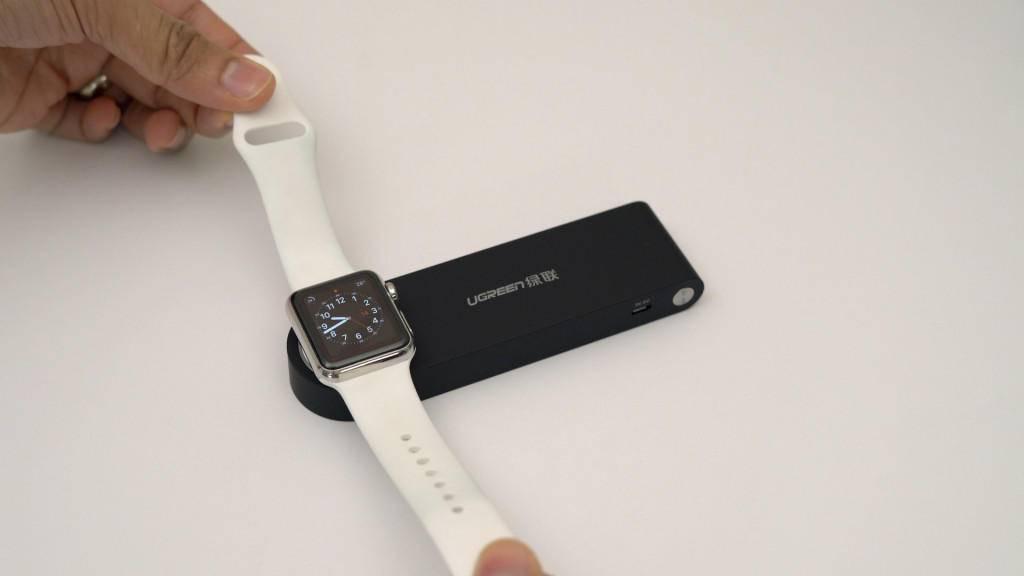 在反向充电的iPhone还未发布之前,谁才是Apple Watch的充电首选