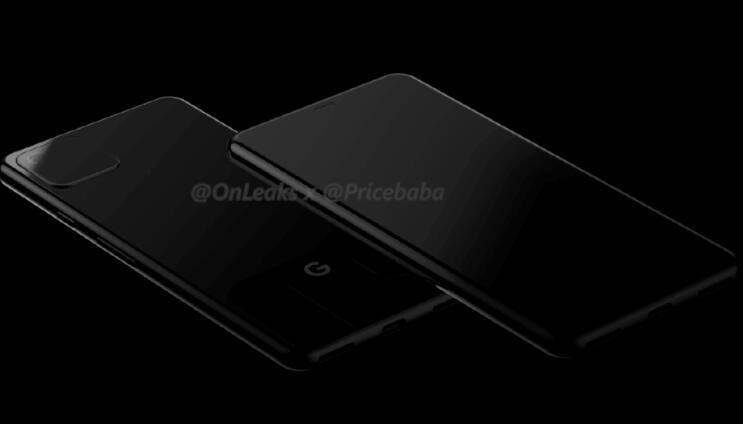 """谷歌Pixel 4渲染图疑似曝光:神似iPhone 11,""""浴霸相机""""安排了"""