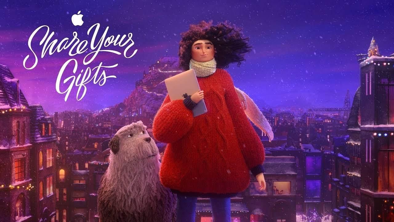 苹果2019年圣诞季广告出炉:仍是本来的味道!