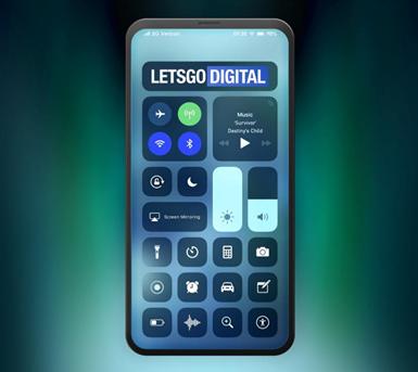 新专利添实锤?2020年iPhone长这样,屏下摄像头+屏幕指纹!