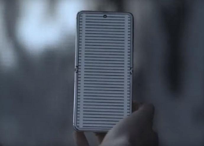"""三星Galaxy Z Flip""""时尚版""""泄露:具有柔性玻璃显"""