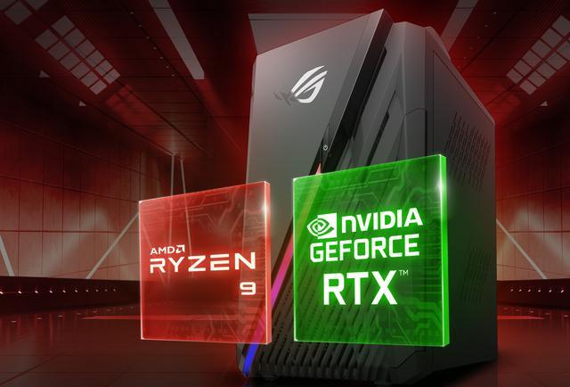 华硕上新顶级游戏台式机,锐龙9 3950X+RTX 2080Ti,4K游戏没压力