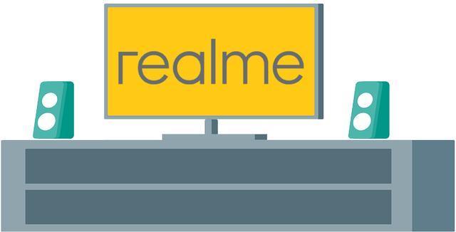 网传realmeTV仓库谍照:尺寸108cm,预装Netflix