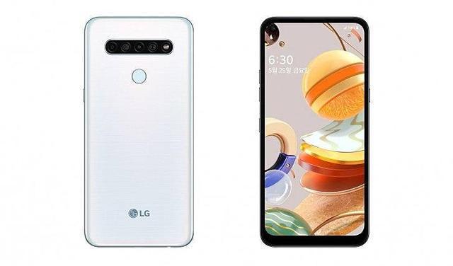 LG新机发布,外观神似魅族17,售价约2133元