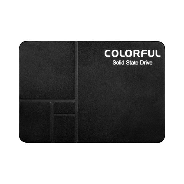 七彩虹SSD固态硬盘 (160GB) SATA3,入门级的最佳选择