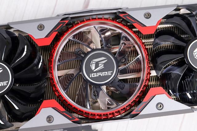 七彩虹GeForce RTX 2080 Ti Advanced OC,光追核心能量的迸发