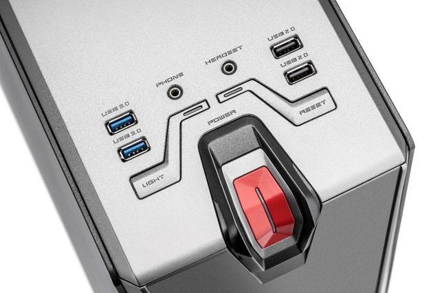 个性十足的设计强劲的性能,七彩虹iGame Sigma M500一款搞定