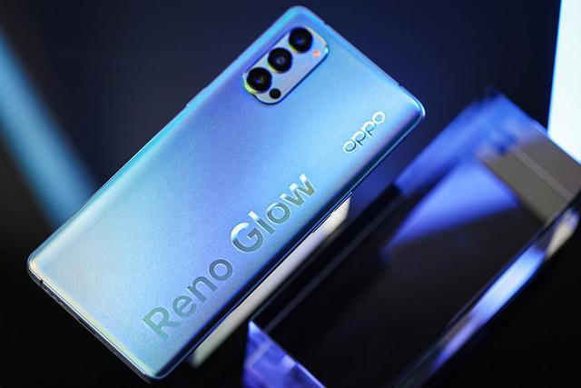 炎炎夏日选手机也要带点清新 OPPO Reno4系列神仙配色来袭