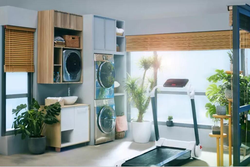 海尔洗衣机直驱电机拉飞机:看到原创的力量