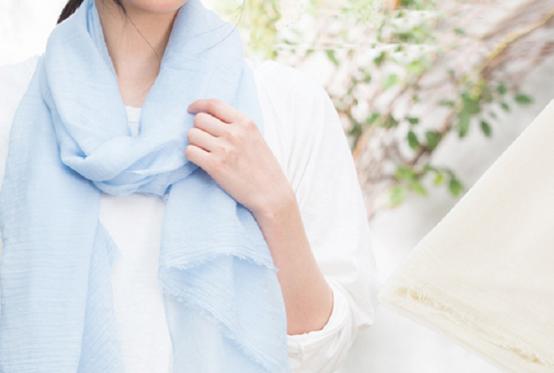 小众日系品牌选购指南,这些围巾您值得拥有