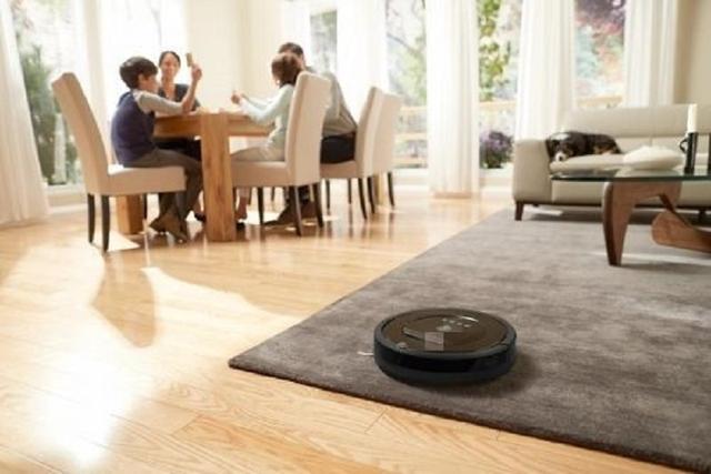 轻松解决地板清洁问题有办法,扫地机器人哪个牌子好