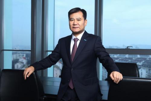 张近东:诚信是现代市场经济中企业发展的立足