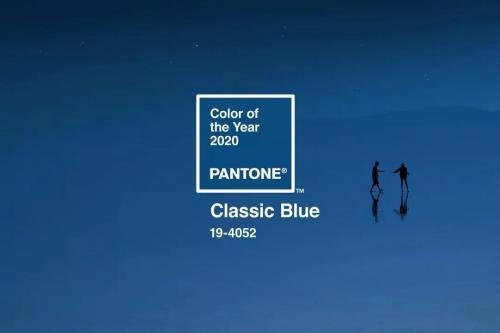 """_潘通蓝同色""""苏音蓝"""" 华为nova6系列承包你的2020年流行色"""