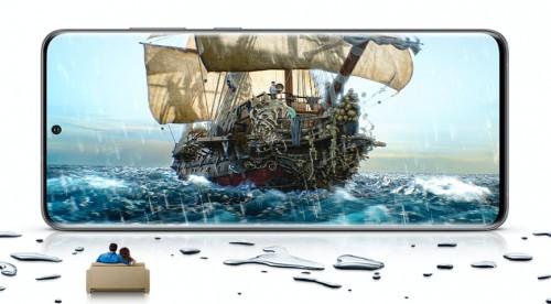 三星Galaxy S20 Ultra 5G:优秀的屏幕能让游戏体验翻倍