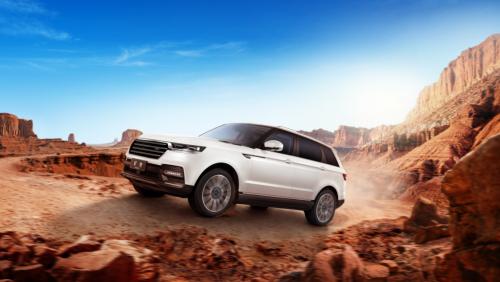 什么叫最霸气SUV,汉龙汽车就是答案